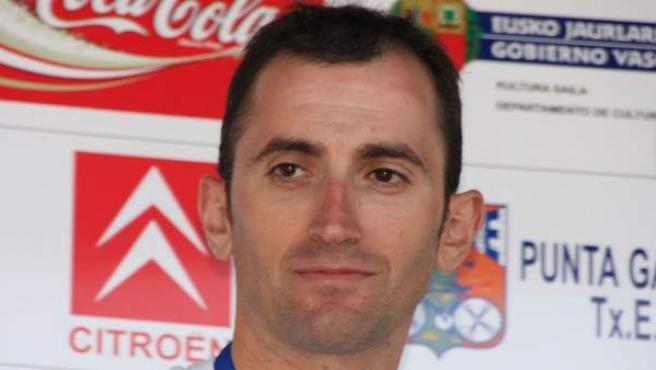 Javier Ochoa.