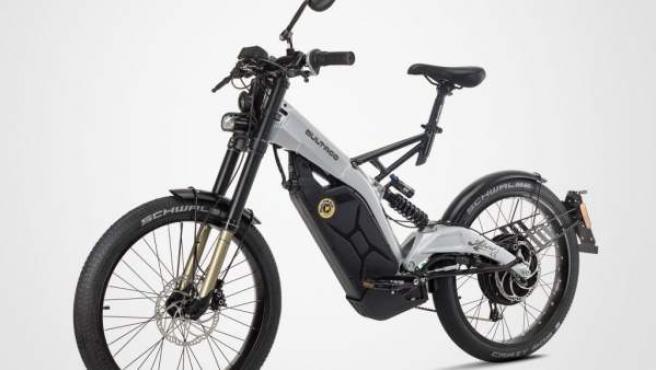La bicicleta eléctrica para ciudad de Bultaco.