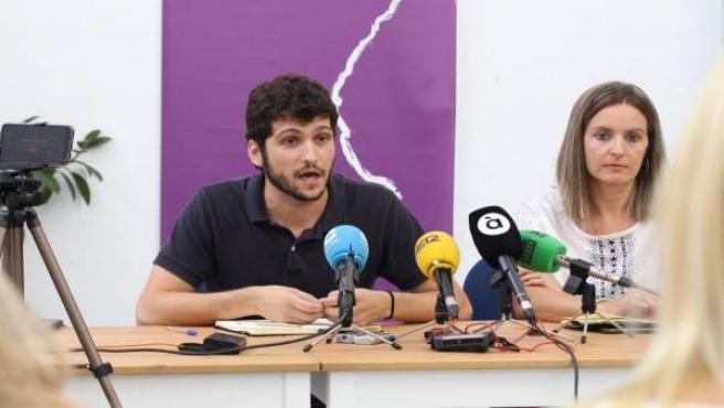 Antonio Estañ y Ángela Ballester