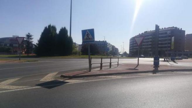Bario de Los Lirios en Logroño