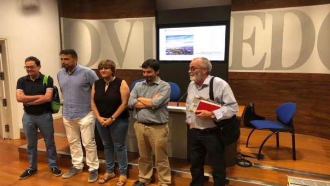 Presentación proyecto Bulevar Santullano