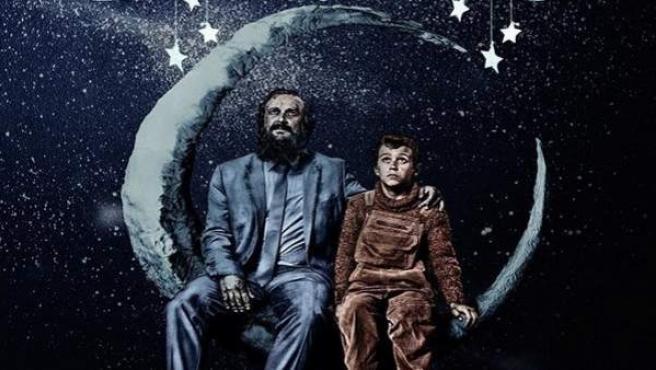 Cartel 'En Las Estrellas', de Álex de la Iglesia