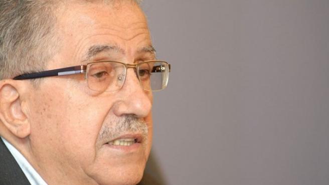 Josep Fontana al MHC el 2006.