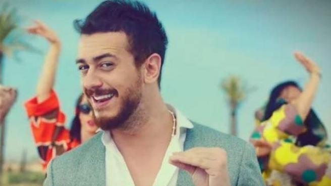 El cantante marroquí Saad Lamjarred.