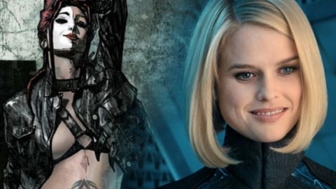 'Iron Fist' T2: Primer vistazo a Alice Eve como María Tifoidea