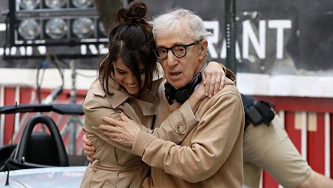 Woody Allen deja de dirigir por primera vez desde 1980
