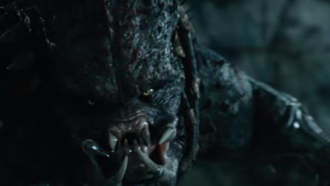 'Predator': tráiler definitivo de la juerga alienígena de Shane Black
