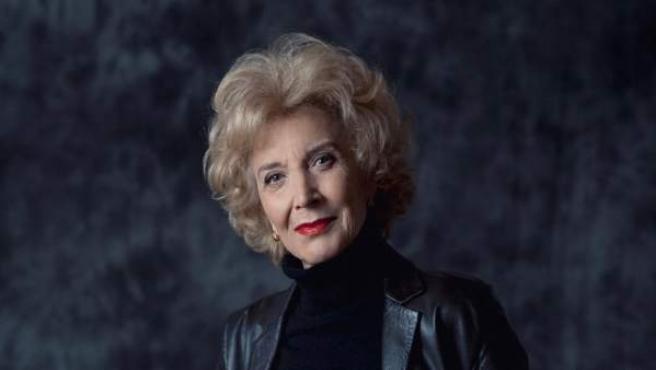 La actriz Marisa Paredes