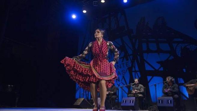 Uno de los espectáculos flamencos