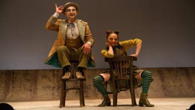 Morfeo Teatro, en escena.