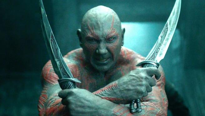 Dave Bautista quiere una película de Drax aunque él se vaya de Marvel