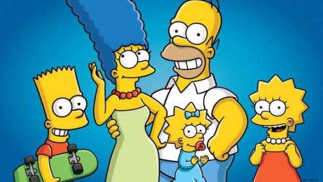 Una imagen de 'Los Simpson'.