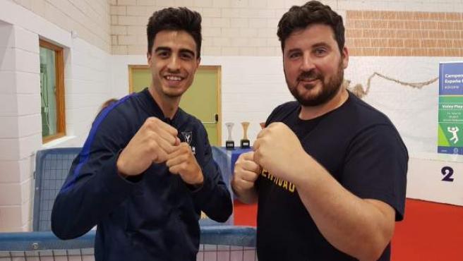 El taekwondista Joel González y el expiragüista David Cal son dos grandes ejemplos de la importancia de la formación para la vida profesional.