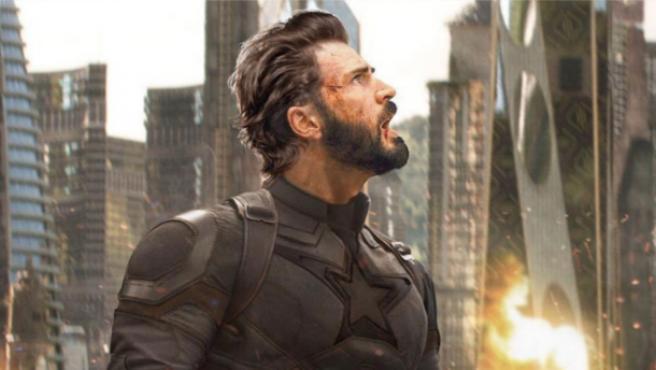 Los Vengadores exhiben sus cambios de look en los reshoots de 'Vengadores 4'