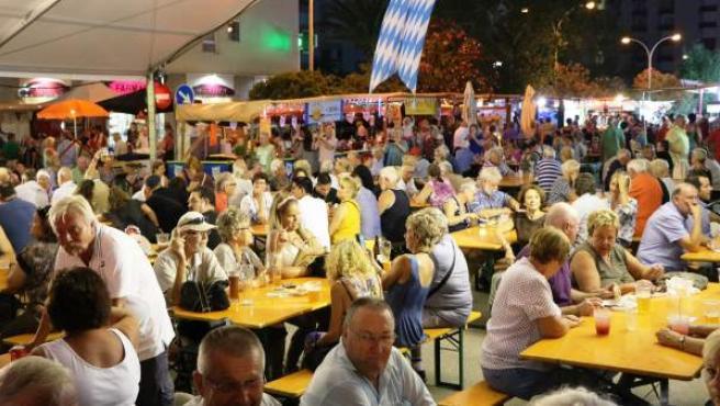 Oktoberfest en Torrox