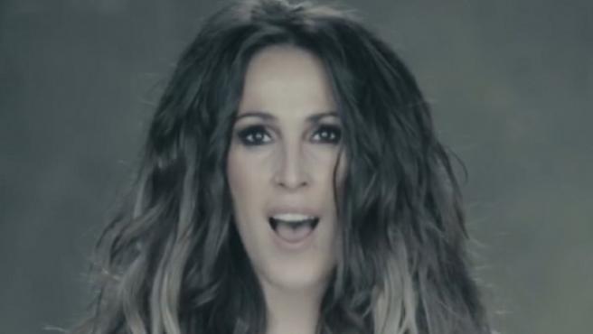 Imagen de archivo de la cantante Malú.