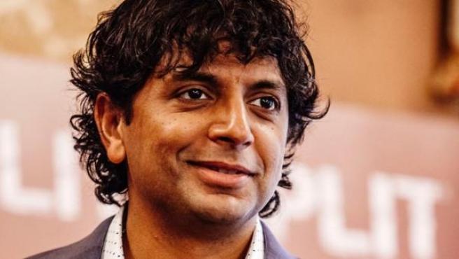 El director M.Night Shyamalan.