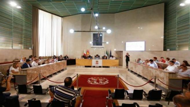 El Ayuntamiento destinó unos 44.500 euros a viajes y dietas de sus altos cargos durante el pasado año