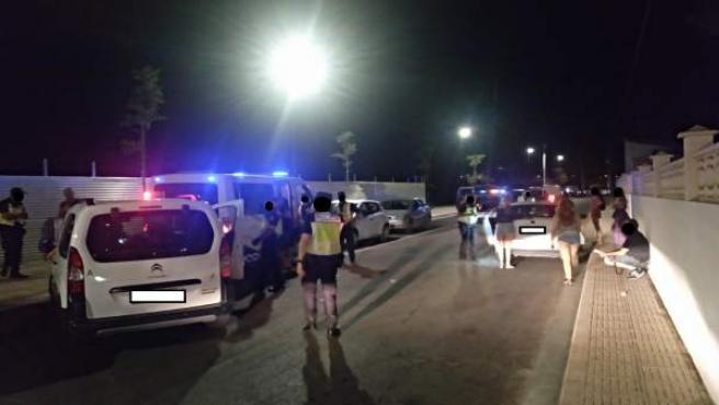 Control de drogas y alcohol en Ibiza