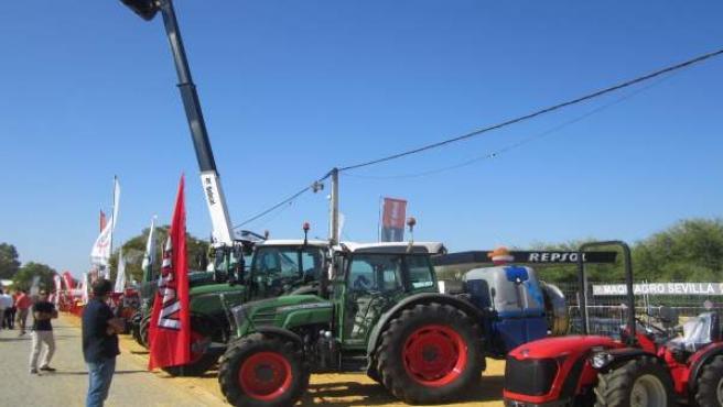 La feria Agroporc reunirá en Carmona a más de 200 empresas