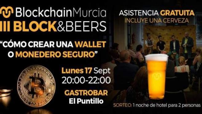 El III Block&Beers de Blockchain Murcia