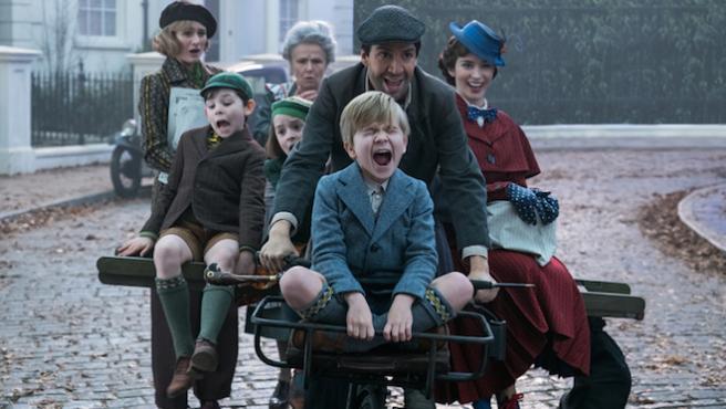 Tráiler de 'El regreso de Mary Poppins' con un poco de azúcar