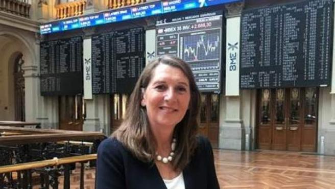 Denise Wilson, agente de igualdad en los consejos de administración de Reino Unido.