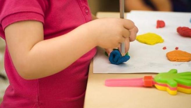 Imagen de archivo de una guardería infantil.