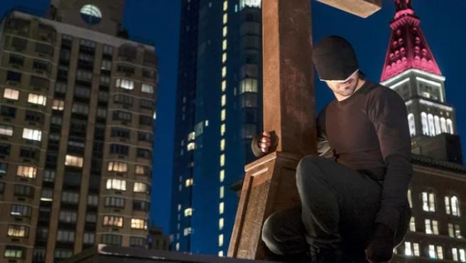 Nuevas imágenes de la tercera temporada de 'Daredevil'