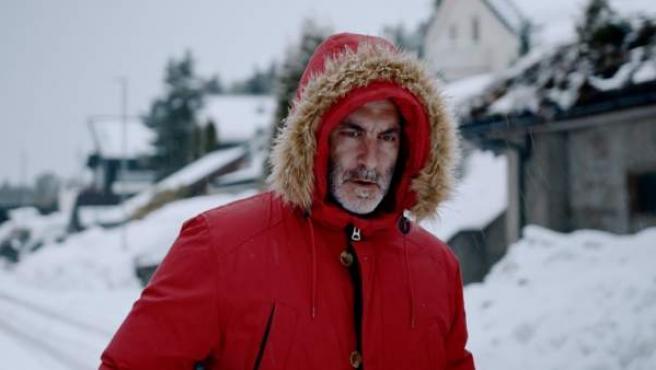 Una escena de 'In the middle of Norway'