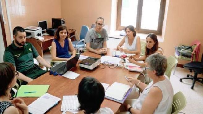 IBDona y ayuntamientos se reúnen por la violencia de género