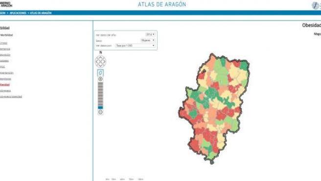 El Atlas es fundamental para emprender acciones de prevención