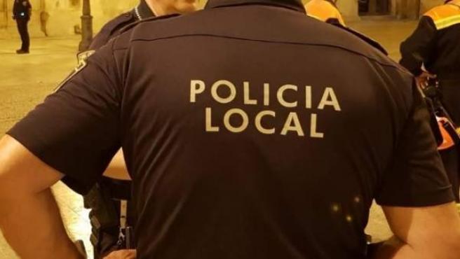 Policía Local Elche.