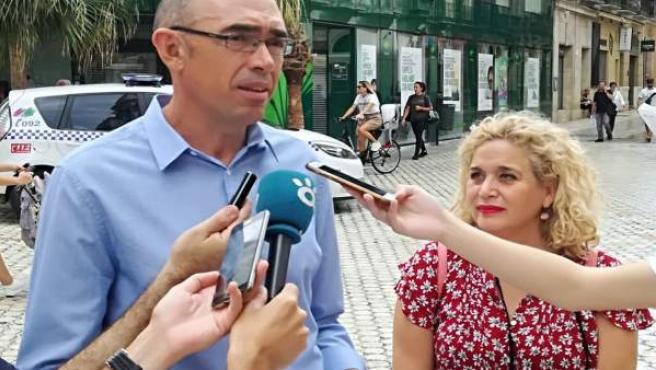 Eduardo Zorrilla, portavoz de Málaga para la Gente