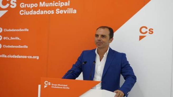 """[Sevilla] Ciudadanos (Cs)  Millán (Cs) Denuncia Que Un Informe Desvela """"La Falta"""