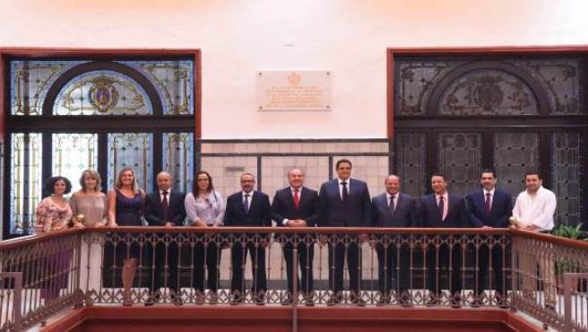 Firma de convenio de colaboración entre Algeciras y Tánger
