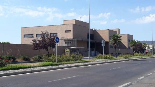 Edificio en Badajoz cedido por el Ministerio de Fomento
