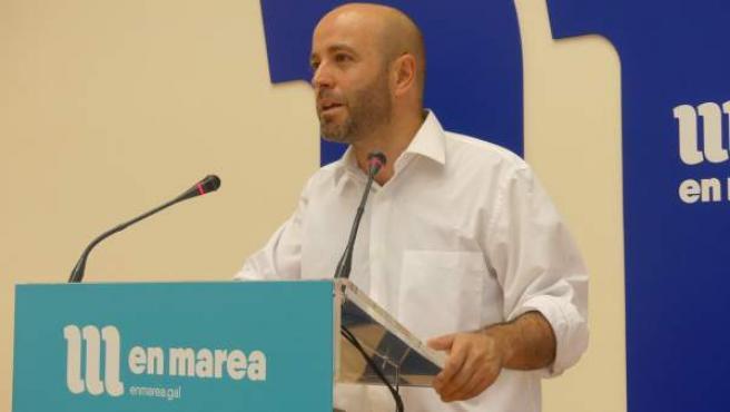 Luís Villares de En Marea