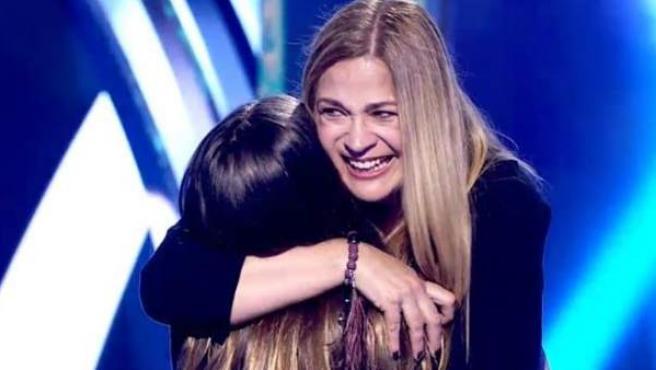 Loreto Valverde, en el programa 'Volverte a ver'.