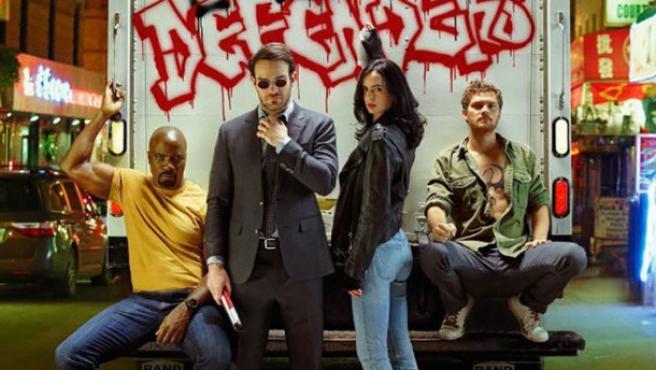"""Nunca digas """"NO"""" a una segunda temporada de 'The Defenders'"""