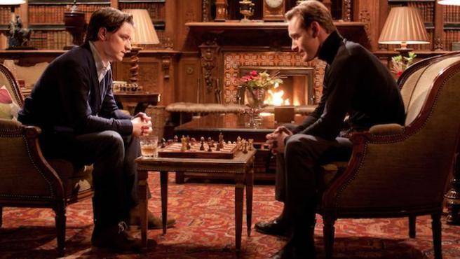 'X-Men: Fénix Oscura' - James McAvoy y Michael Fassbender vuelven a darse jaque