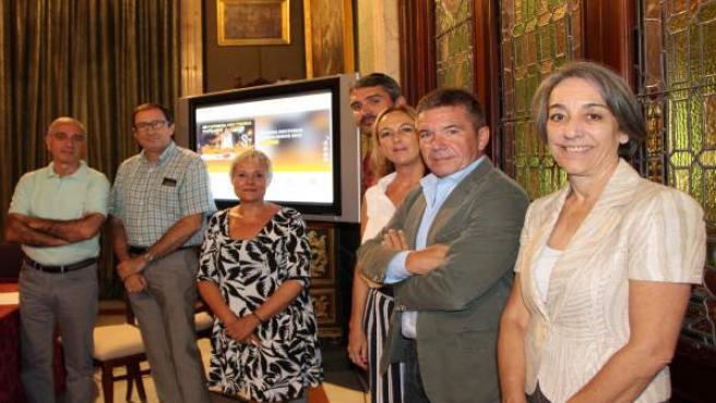 Presentación del Ayuntamiento