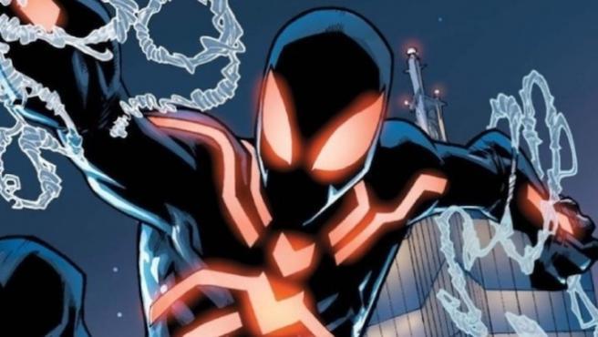'Spider-Man: Lejos de casa': ¿hay un nuevo uniforme arácnido en esta foto de rodaje?