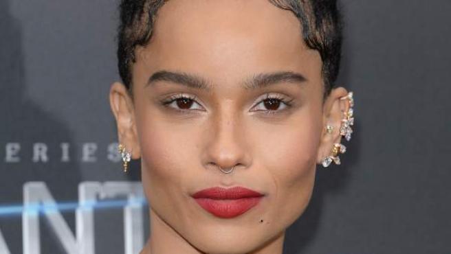 La actriz en la premiere de 'Allegiant', en marzo de 2016 en Nueva York.