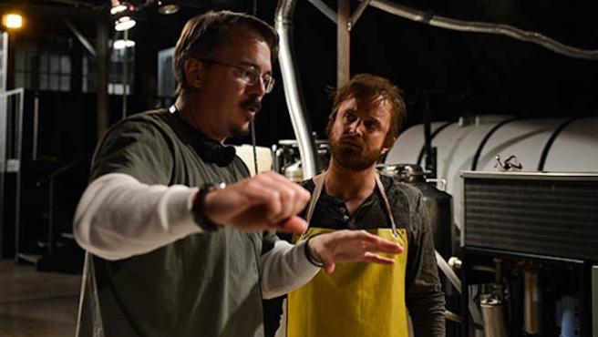 Vince Gilligan ('Better Call Saul', 'Breaking Bad') te enseña a escribir guiones