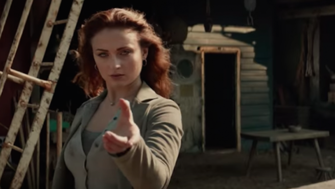 Primer tráiler de 'X-Men: Fénix Oscura': Sophie Turner desata su poder