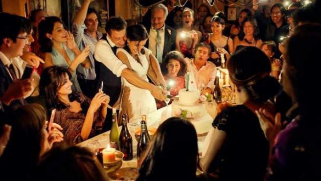 Cartel de la película 'Todos lo saben'.