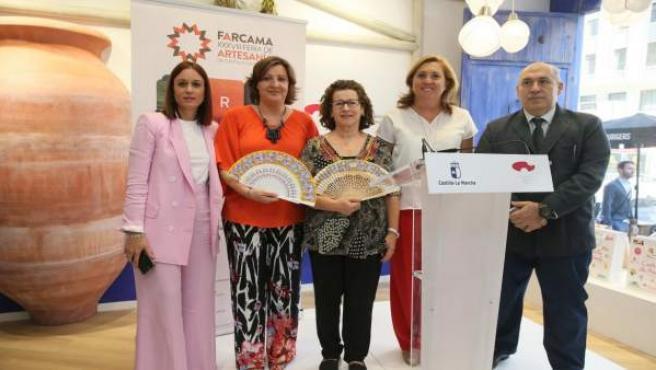 Presentación de Farcama en Madrid