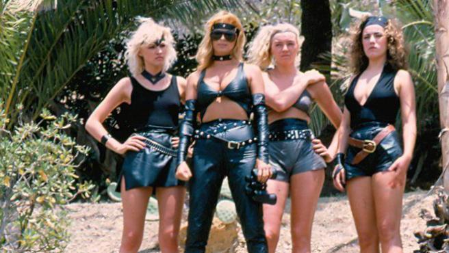 'Escuadrón Pantera': la respuesta femenina y cutre al 'Equipo A'