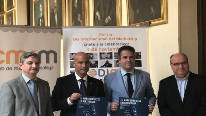 Presentación del Club Marketing Málaga